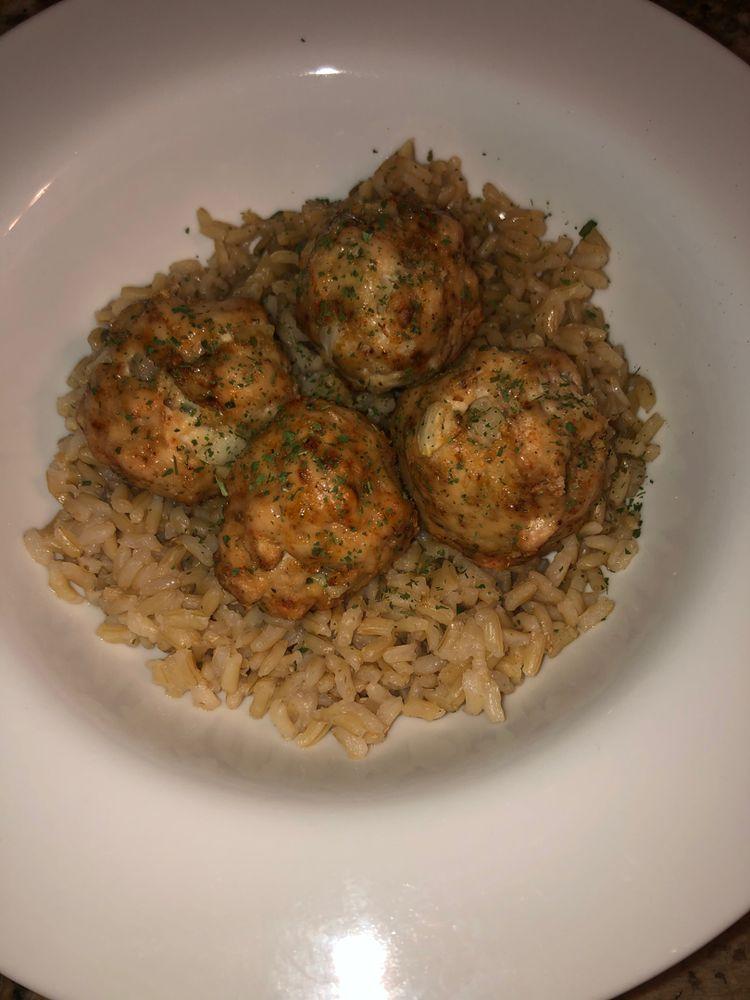 Honey Garlic Turkey Meatballs
