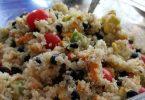 healthy recipes : Southwest Quinoa Salad