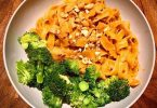 QUICK & TASTY 15 Minute Spicy Peanut Noodles