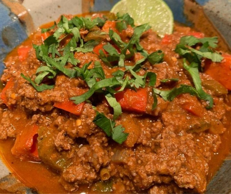The Best Easy Chili Recipe - Low Carb Keto Chili